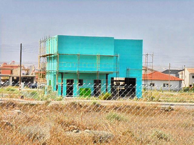 steel frames houses Cyprus